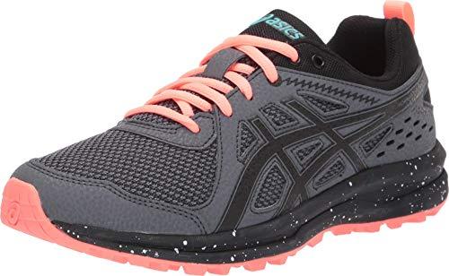ASICS Torrance Trail Zapatillas de correr para hombre, negro (Metropolis/Negro), 39 EU