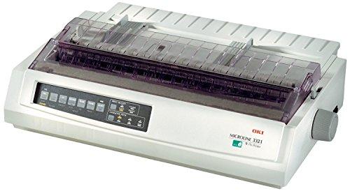 Stampante ad aghi, sistema di stampa 9 aghi a impatto, 136 colonne, 435 cps (caratteri al secondo)
