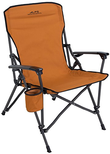 ALPS Mountaineering Leisure Chair, Rust, 8151005
