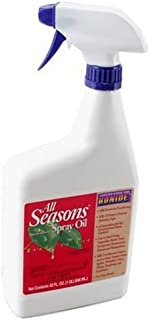 Bonide 037321002147 All Seasons Horticultural Oil Spray Ready to Use, 1