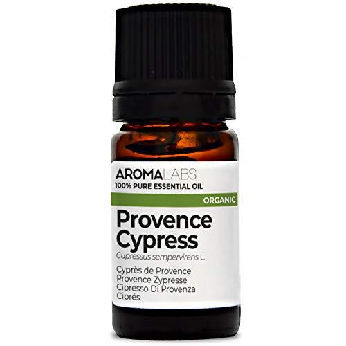 Aromalabs Bio Huile Essentielle de Cyprès de Provence 5 ml
