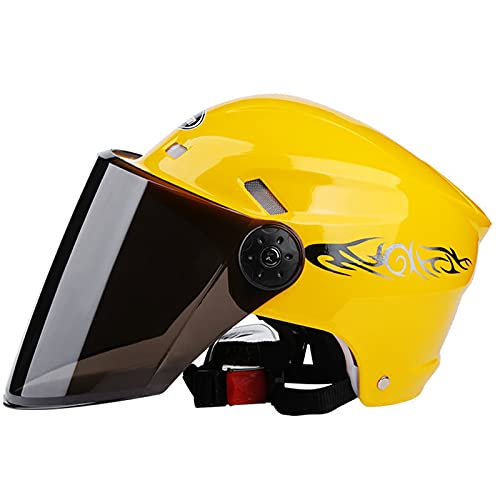 Casco Patinete eléctrico, Bicicleta Urbana, Patines y Skateboard Casco Moto,Casco da Ciclismo,Casco...