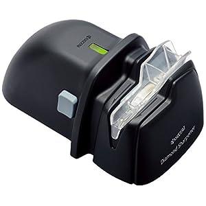 Kyocera DS-38 - Afilador eléctrico compacto para cuchillos de cerámica