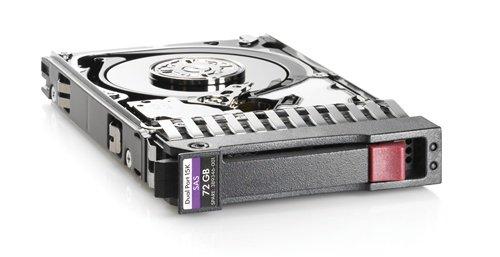 HP 418398-001 - Disco Duro Interno de 72 GB (2.5