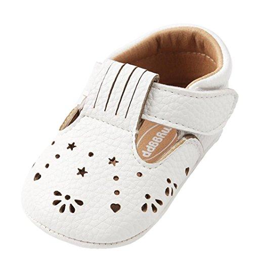 OYSOHE Baby Mädchen Prinzessin Aushöhlen Leder Schuhe Mode Kleinkind erste Wanderer Kind Schuhe