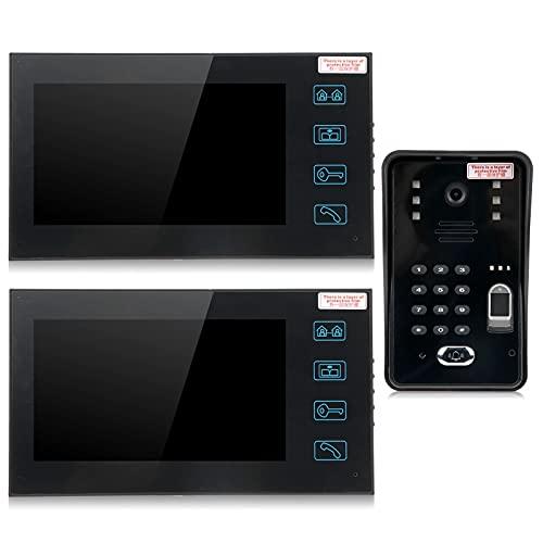 Monitor de interfono con Control Remoto, para IR-Cut, para Villas(European regulations)