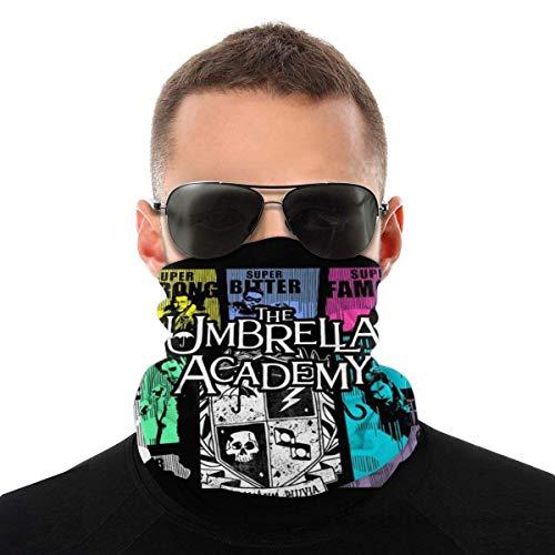 Nother The Umbrella Academy GTA Variety Kopftuch Gesichtsmaske Kopfbedeckung Halstücher Face Bandana Schal