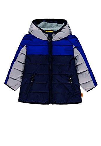 Steiff Baby-Jungen Anorak Jacke, Blau (Marine|Blue 3032), 68