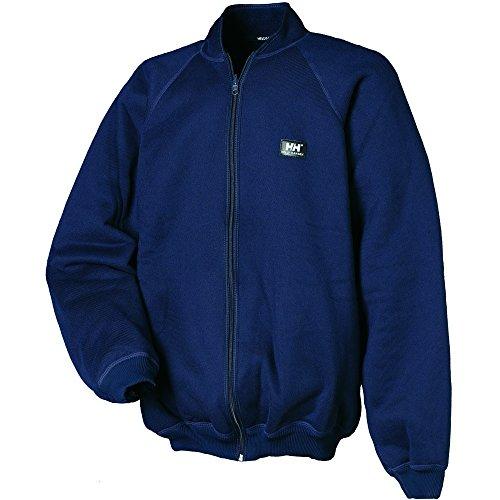 Helly hansen veste en maille polaire réversible côté zurich 72359 veste réversible, Bleu Marine, X-Small