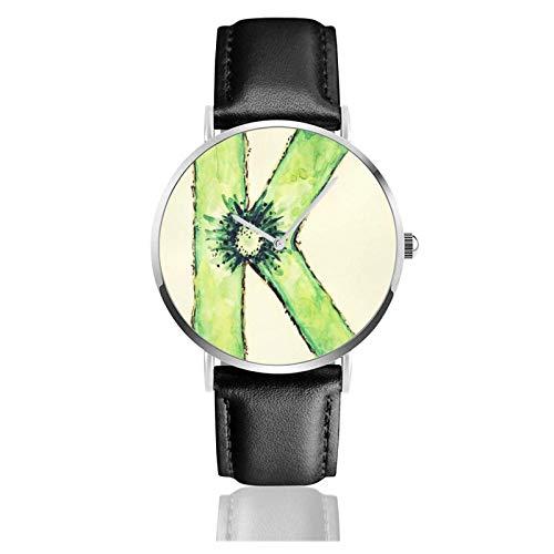 Kiwi K Reloj de Pulsera Temporizador Deportes Adolescentes Estudiantes Reloj de Cuarzo Funciona con Pilas de 38 mm de diámetro