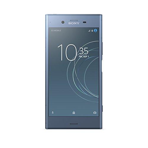 Sony Xperia XZ1–Smartphone da 5.2  (Bluetooth, Octa Core Snapdragon 835, 4GB di RAM, memoria interna da 64GB, fotocamera da 19MP, Android)