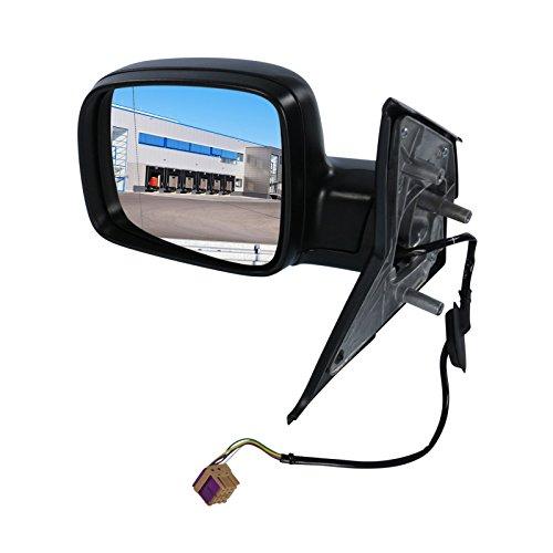 Außenspiegel Spiegel links asphärisch beheizbar inneneinstellbar elektrisch schwarz