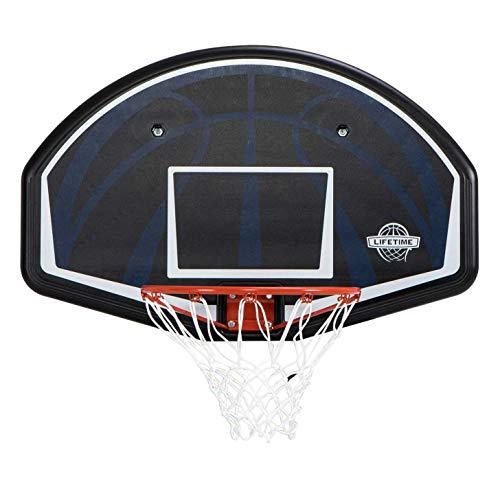 Lifetime Basketballbrett 44 Zoll Rio mit Ring und Netz, 70-90065