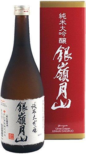 月山酒造『銀嶺月山 純米大吟醸』