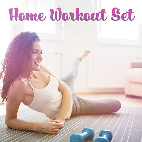 Home Workout Set: 15 Tracks for Fitness and Physical Exercises