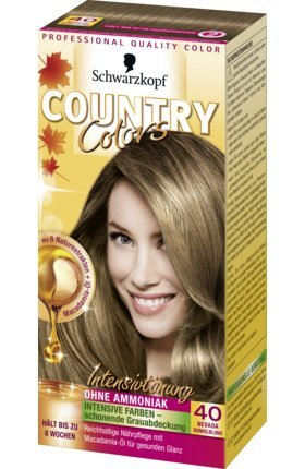 COUNTRY Colors Nevada dunkelblond 122.5 ml