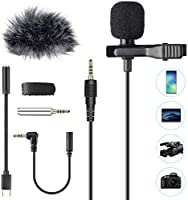 Save on AGPTEK professional lavalier microphone