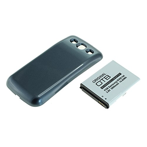 Battery for Samsung S III i9300 fat 3900mAh + Backcover ON2222
