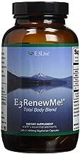 E3 Renew Me!R Total Body Blend 240ct (400 mg) 1 bottles by E3Live