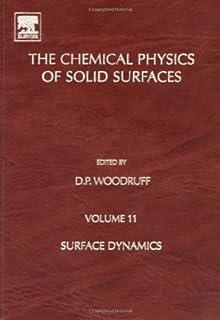 Surface Dynamics (Volume 11)