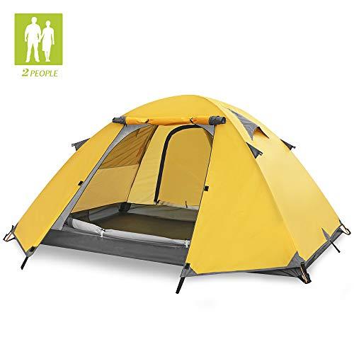 SKYLINK テント防水アウトドアキャンプテント運動会設営簡単防風超軽量防災コンパクト1-2人用