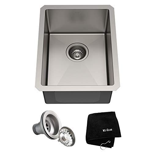 Kraus KHU101-14 Kitchen Bar Sink