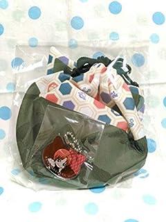 銀魂 ナンジャタウン限定 ねこ耳巾着 お菓子&チャーム付き 神威 アクリルキーホルダー 怪談銀魂旅館