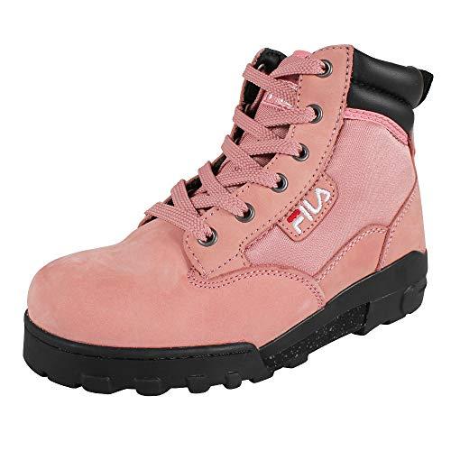 Fila Boots Damen Grunge MID WMN 1010740.71N Quartz Pink, Schuhgröße:39
