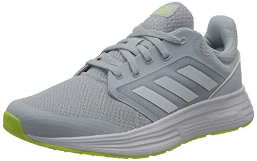 Adidas Galaxy 5,  Zapatillas Unisex Adulto,  Azuhal Ftwbla Amasol,  39 1/3 EU