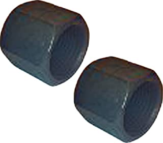 Craftsman 315268350 Plunge Router Replacement 1/2 Collet Nut (2 Pack) # 670345001