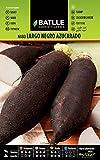 Semillas Hortícolas - Nabo largo negro azucarado - Batlle
