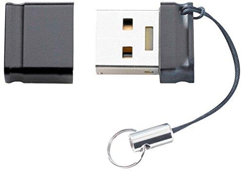 Intenso Slim Line 16 GB USB-Stick USB 3.0 schwarz