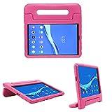cradle HR Funda protectora y ligera a prueba de golpes compatible con tablets Lenovo Tab M10 FHD Plus (TB-X606F) de 10,3 pulgadas