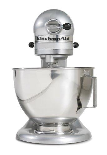 KitchenAid KSM120MC Custom Stand Mixer, Metallic Chrome