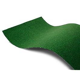 Tapis Type Gazon Artificiel Confort – Vert, 1,33m x 1,00m, Tapis Gazon Synthétique | Moquette d'extérieur au mètre…