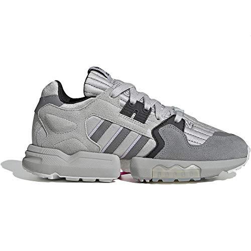 adidas ZX Torsion W - Zapatillas deportivas para mujer, color gris, 40 2/3