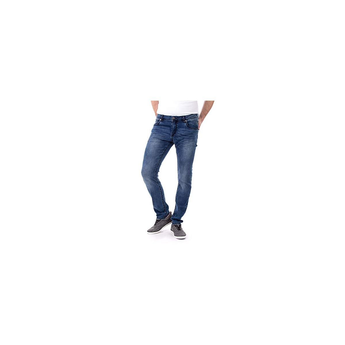 Blue Monkey Jeans Herren Markus Thick Yarn