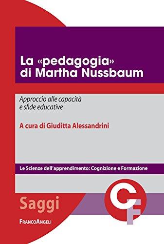 La 'pedagogia' di Martha Nussbaum. Approccio alle capacità e sfide educative