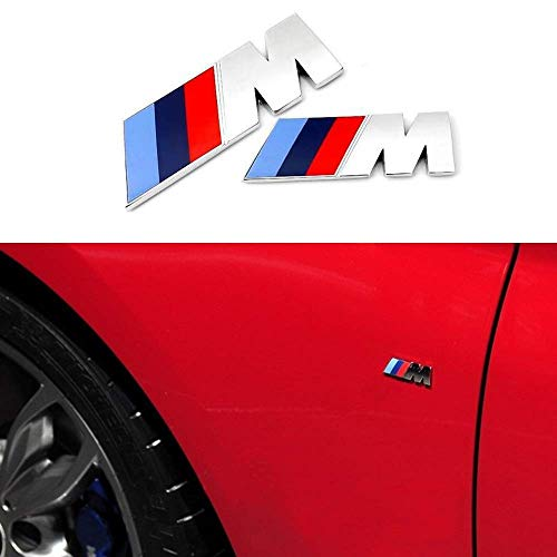 IGGY x2 Emblems Compatible Fregio Series 1 2 3 4 5 6 7 M Z X Alloy Rims