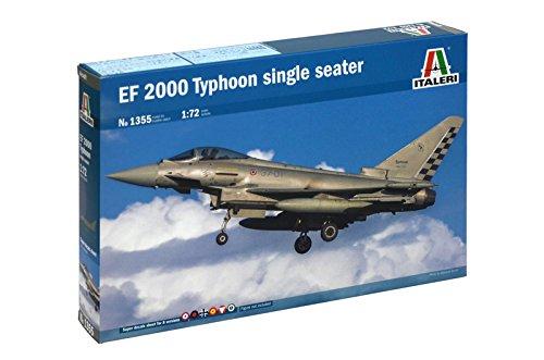 Italeri EF 2000 Typhoon Single Seater