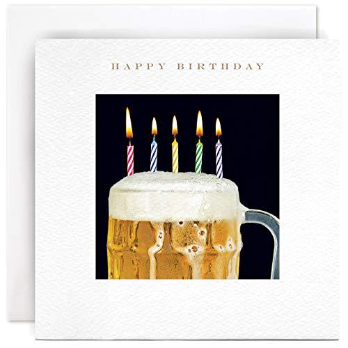 Susan O'Hanlon Geburtstagskarte, Motiv