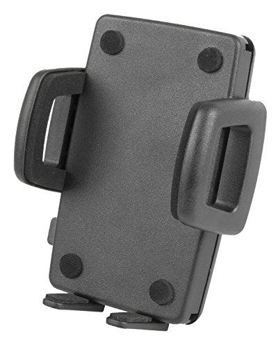 M-Wave Mini Phone Fix L Smartphonehalter, Halter für Smartphone, Schwarz, L/XL
