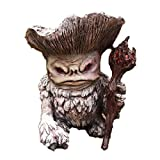 Figura de Duende de Seta en Miniatura de Resina de Hadas de Juguete de Mago de Jardín...