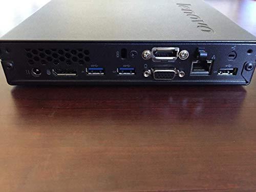 PC Generalüberholt LENOVO M92P Tiny Intel CORE I5 3470T 2,90 GHZ/8GB/240GB SSD/Win 10 PRO (Generalüberholt)