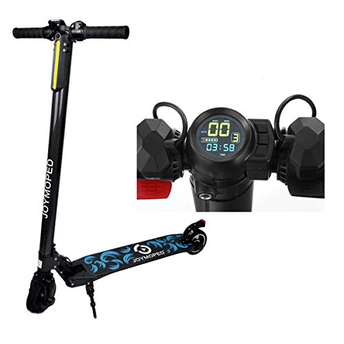 Why Should You Buy Dapang Folding Electric Scooters– 350W 36V Waterproof E-Bike with 30 Mile Range...