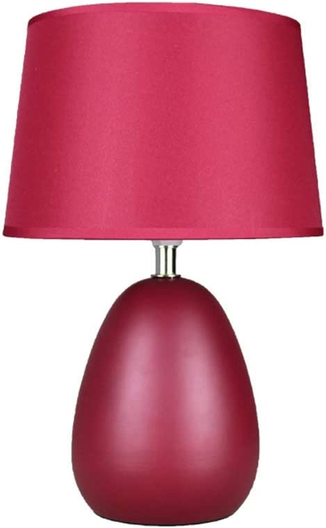liulishop Table Spring new work one after another Jacksonville Mall lamp Modern Nordic Simple Bedro Lamp Small