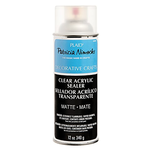 Delta Creative Clear Acrylic Sealers, Matte