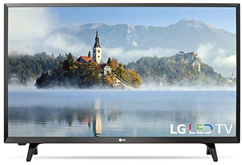 LG 32in Class HD (720P) LED TV (32LJ500B) (Renewed)