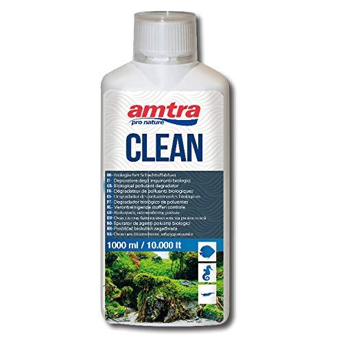 Amtra A3050FB2 FB012 Clean Wasseraufbereiter für Aquarien, 1000 ml