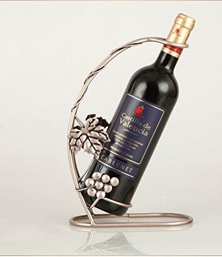ZHDC® Bouteille de vin rouge Bouteille de vin rouge Multifonctions (Couleur : #1)